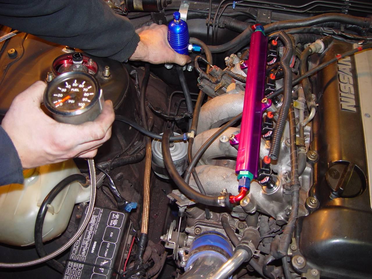 Fuel Regulator Install Wiring Diagrams Diagram S Max Pressure Step By Rh Customcarperformance Com Installation